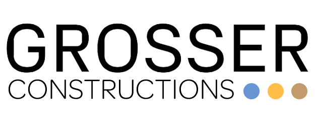 Grosser Construction Logo